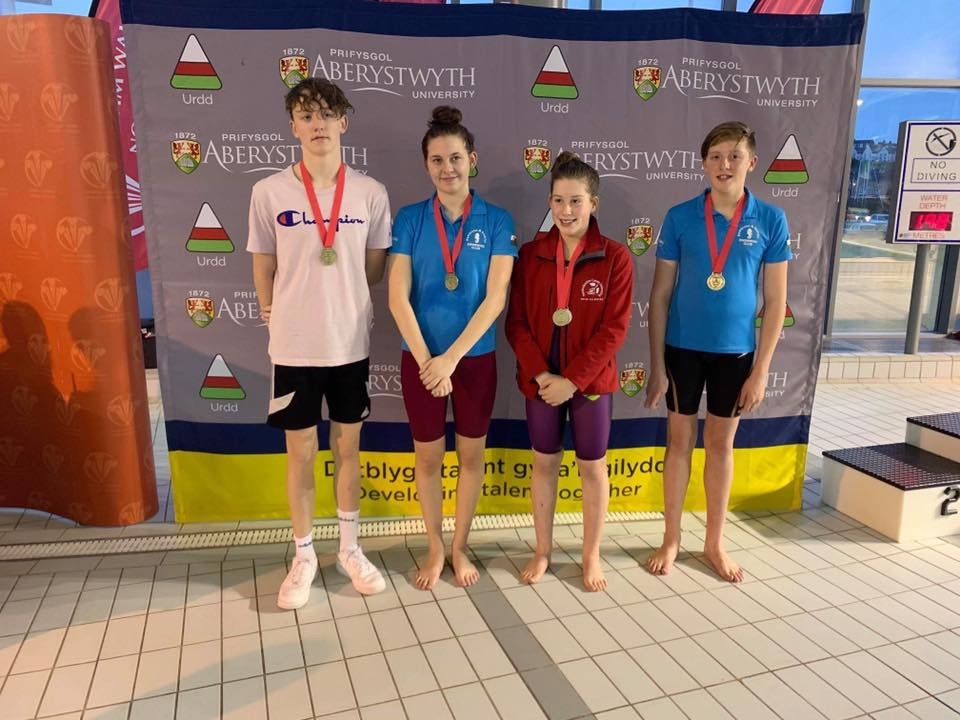 Urdd Swimming Jan 2020